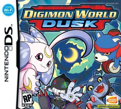 Juegos Digimon NDS  Ingl  S   DF