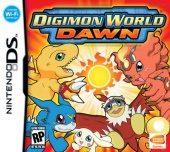 Box shot of Digimon World: Dawn [North America]