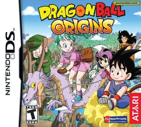 Dragon Ball Origins 2. Dragon Ball Origins - DS