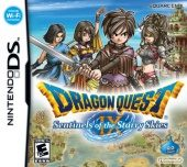 Box shot of Dragon Quest IX: Sentinels of the Starry Skies [North America]
