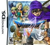 Box shot of Dragon Quest V: Hand of the Heavenly Bride [North America]