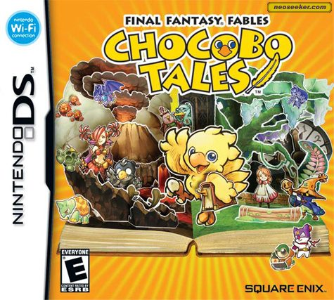 Final Fantasy Fables: Chocobo Tales - DS - NTSC-U (North America)