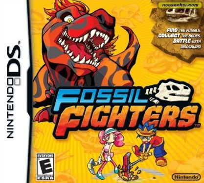 Fossil Fighters - DS - NTSC-U (North America)