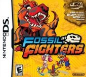 Box shot of Fossil Fighters [North America]