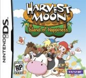 Box shot of Harvest Moon: Island of Happiness [North America]