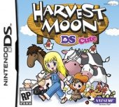 Box shot of Harvest Moon DS Cute [North Ame
