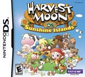 Box shot of Harvest Moon: Sunshine Islands [North America]