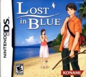 Box shot of Lost In Blue [North America]