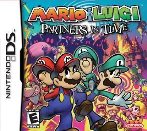 Mario & Luigi: Partners in Time - DS - NTSC-U (North America)