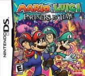 Box shot of Mario & Luigi: Partners in Time [North America]