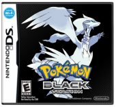 Box shot of Pokémon Black Version [North America]