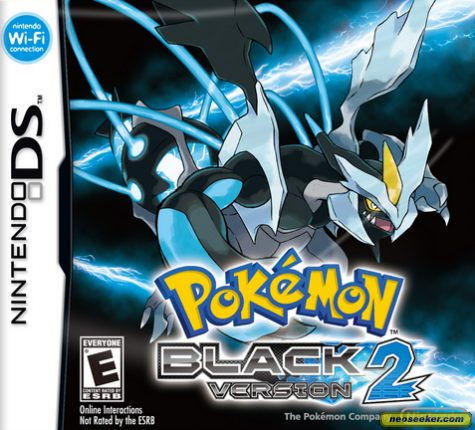 Pokémon Black Version 2 - DS - NTSC-U (North America)