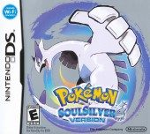 Pokémon SoulSilver Version (North America Boxshot)