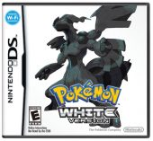 Pokémon White Version (North America Boxshot)