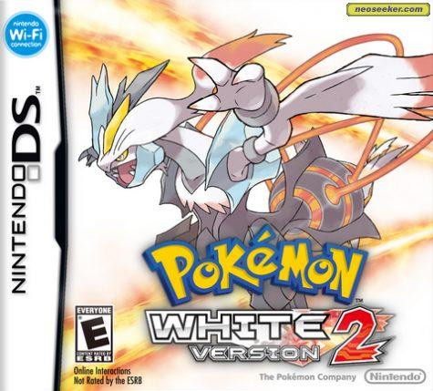 Pokémon White Version 2 - DS - NTSC-U (North America)