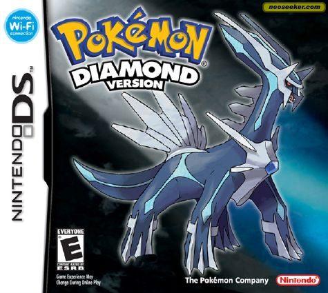 Pokémon Diamond - DS - NTSC-U (North America)