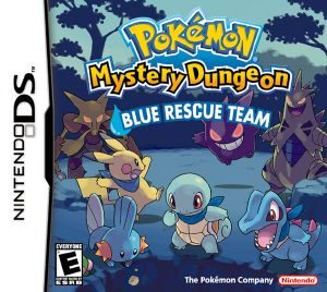 Pokémon Mystery Dungeon: Blue Rescue Team - DS - NTSC-U (North America)