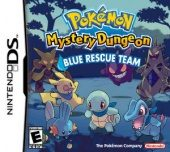 Box shot of Pokémon Mystery Dungeon: Blue Rescue Team [North America]