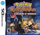 Box shot of Pokémon Mystery Dungeon: Explorers of Darkness [North America]