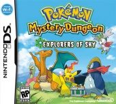 Box shot of Pokémon Mystery Dungeon: Explorers of Sky [North America]