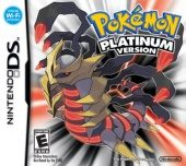 Box shot of Pokémon Platinum Version [North America]