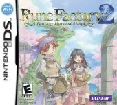 Box shot of Rune Factory 2: A Fantasy Harvest Moon [North America]