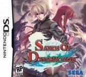 Box shot of Sands of Destruction [North America]