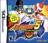Mega Man Battle Network 5: Double Team