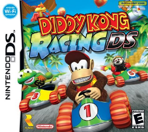 Diddy Kong Racing DS - DS - NTSC-U (North America)