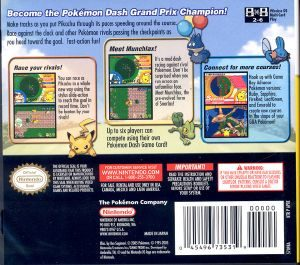 Pokémon Dash - DS - NTSC-U (North America)