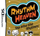 Box shot of Rhythm Heaven [North America]