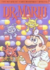 Box shot of Dr. Mario [North America]