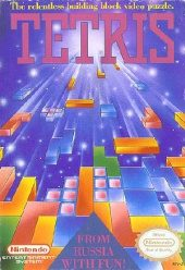 Box shot of Tetris [North America]