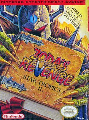 StarTropics II: Zoda's Revenge - NES - NTSC-U (North America)