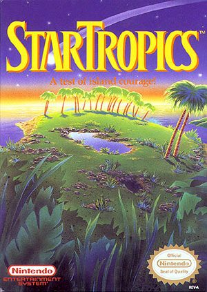 StarTropics - NES - NTSC-U (North America)