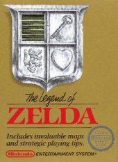 Box shot of The Legend of Zelda [North America]
