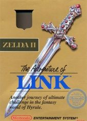 Box shot of Zelda II: The Adventure of Link [North America]