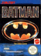 Box shot of Batman [Europe]