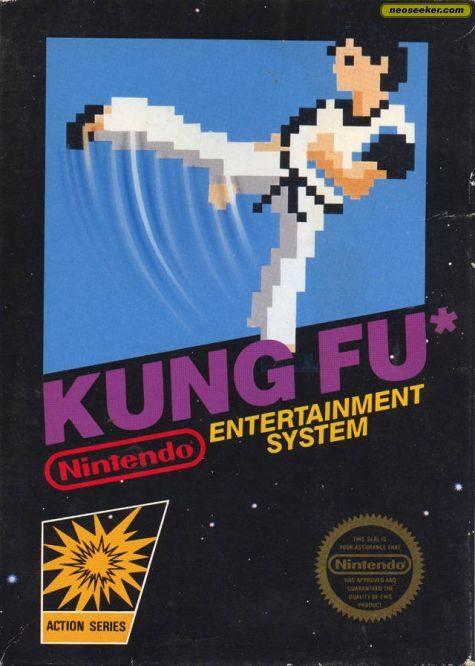 Kung Fu - NES - NTSC-U (North America)