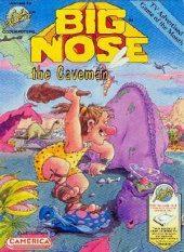 Box shot of Big Nose the Caveman [North America]