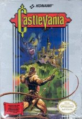 Box shot of Castlevania [North America]