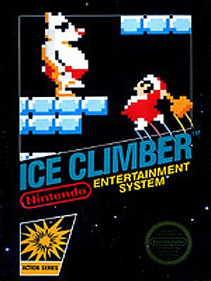 Ice Climber - NES - NTSC-U (North America)