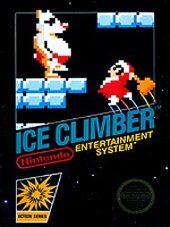 Box shot of Ice Climber [North America]