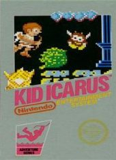 Box shot of Kid Icarus [North America]