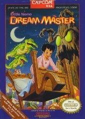 Box shot of Little Nemo: The Dream Master [North America]