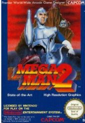 Box shot of Mega Man 2 [North America]