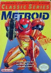 Box shot of Metroid [North America]
