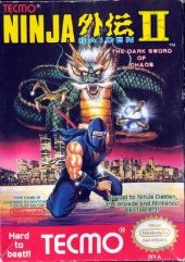 Box shot of Ninja Gaiden II: The Dark Sword of Chaos [North America]