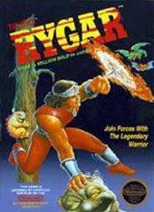 Box shot of Rygar [North America]