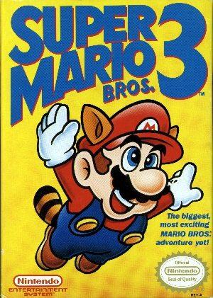 Super Mario Bros. 3 - NES - NTSC-U (North America)
